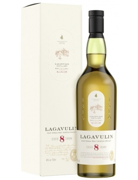 Lagavulin 8 ans - Spiritueux Ecosse / Islay