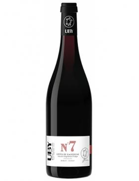 UBY Merlot Tannat N°7 - 2020 - Vin Côtes de Gascogne