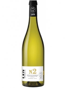 UBY Chardonnay Chenin Blanc N°2 - Vin Côtes de Gascogne