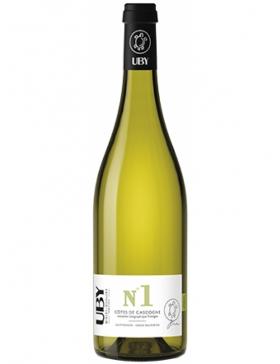 UBY Sauvignon N°1 - Vin Côtes de Gascogne