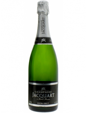 Jacquart Extra Brut - Champagne AOC Jacquart