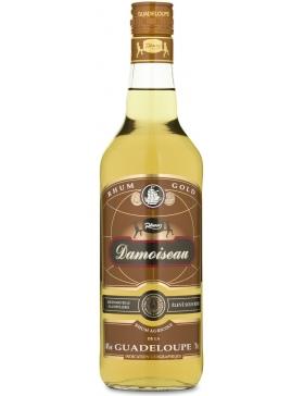 Damoiseau Rhum Agricole Gold - Spiritueux Antilles