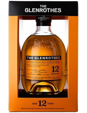 Glenrothes 12 ans Select Reserve - Spiritueux Ecosse / Speyside