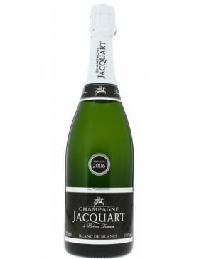 Jacquart Blanc de blancs 2006 - Champagne AOC Jacquart