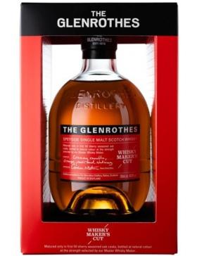 Glenrothes Whisky Maker's Cut - Spiritueux Ecosse / Speyside