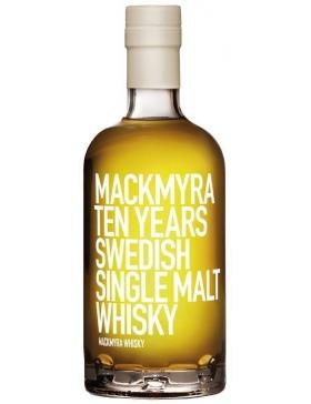 Mackmyra Ten Years - Spiritueux Whisky du Monde