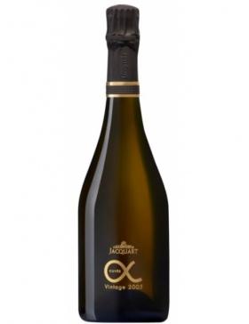 Jacquart Cuvée Alpha - Champagne AOC Jacquart