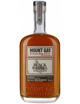 MOUNT GAY Black Barrel Double Cask Blend - Spiritueux Caraïbes