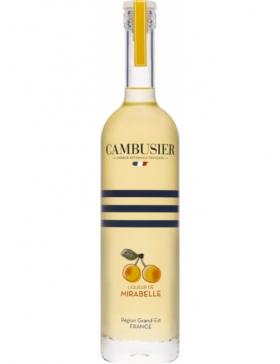 Cambusier - Liqueur de Mirabelle - Spiritueux Liqueurs