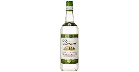 Clément Rhum Agricole Blanc 50%