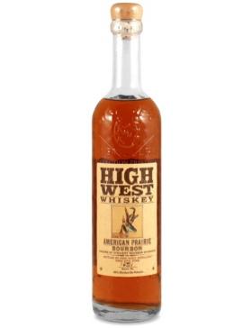 High West American Prairie - Spiritueux Bourbon Whiskey