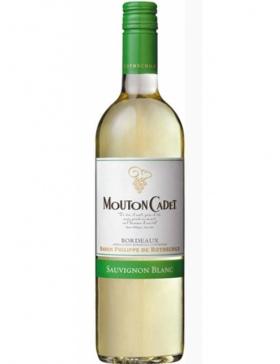 Mouton Cadet Sauvignon - Vin Bordeaux AOC