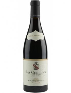 M.Chapoutier - Les Granilites - Rouge - 2019 - Vin Saint-joseph
