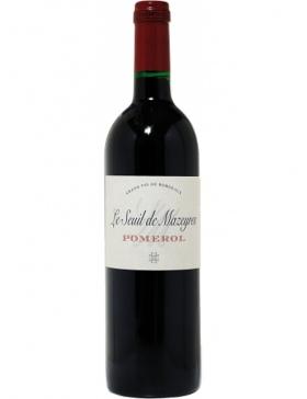 Le Seuil de Mazeyres - 2019 - Vin Pomerol
