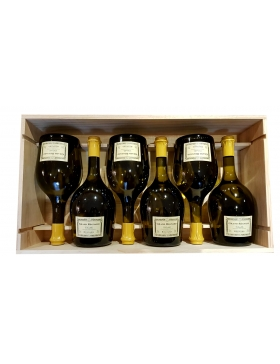 Caisse Bois - 6x Régnard - Chablis Grand Régnard - 2020 - Vin Chablis