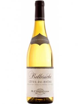 M.Chapoutier - Belleruche - Blanc - 2020 - Vin Côtes du Rhône
