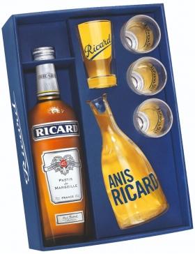 Ricard Coffret Collection Années 50 - Spiritueux Anisés