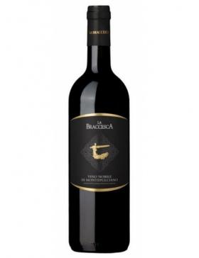 Nobile di Montepulciano La Braccesca Rouge - 2017 - Vin Toscane