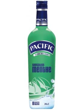 Pacific Sensation Menthe Sans Alcool - Spiritueux Anisés