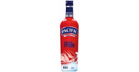 Pacific Sensation Fraise Sans Alcool