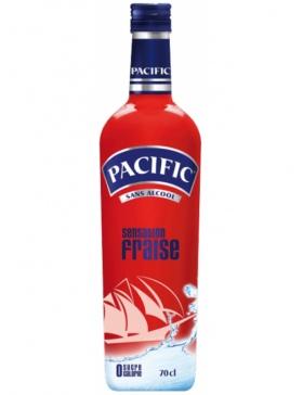 Pacific Sensation Fraise Sans Alcool - Spiritueux Anisés