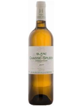 Blanc de Chasse-Spleen - 2020 - Vin Bordeaux AOC