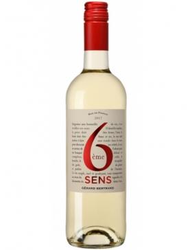 Gérard Bertrand - 6ème Sens - Blanc - 2019 - Vin Pays d'Oc IGP