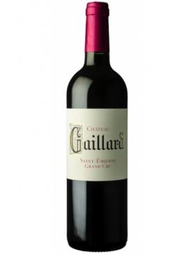 Châteaux Gaillard - Grand Cru Classé - Bio - Bordeaux - Rouge - 2018