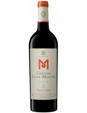 Château Croix-Mouton - 2016 - Vin Bordeaux AOC