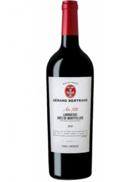 Gérard Bertrand - Héritage An 782 - Rouge Grès de Montpellier - 2018 - Vin Grès de Montpellier