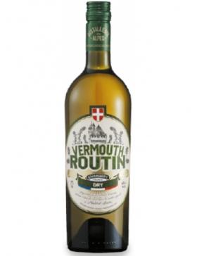Distillerie des Alpes - Vermouth Routin Dry - Spiritueux Liqueurs