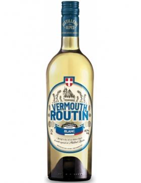 Distillerie des Alpes - Vermouth Routin Blanc - Spiritueux Liqueurs