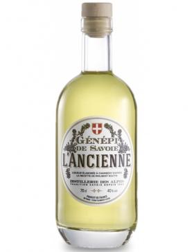 Distillerie des Alpes - Génépi de Savoie - L'Ancienne - Spiritueux Liqueurs