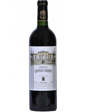 Château Léoville Barton - Rouge - 2018 - Vin Saint-Julien