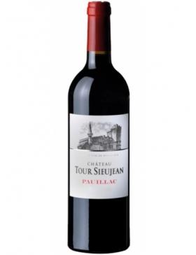Château Tour Sieujean - 2016 - Vin Pauillac