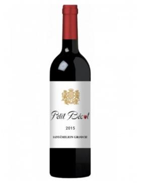 Petit Bécot - 2015 - Vin Saint-Emilion Grand Cru