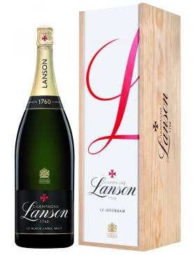 Lanson Black Label Jéroboam