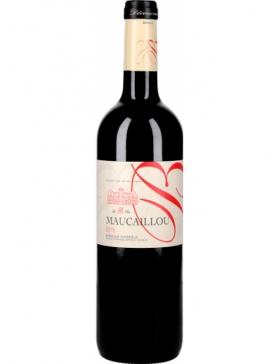 B de Maucaillou Rouge - 2018 - Vin Bordeaux-Supérieur