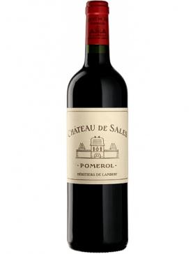 Château de Sales - Rouge - 2017 - Vin Pomerol