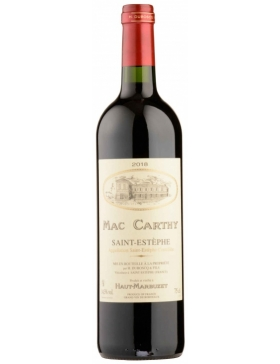 Château Mac Carthy - Rouge - 2018
