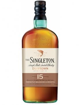 The Singleton Of Dufftown - 15 Ans