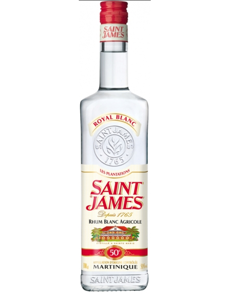 Saint James Rhum Agricole 50%