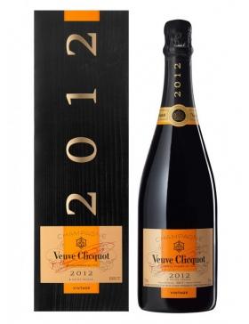 Veuve Clicquot Vintage 2012 - Champagne AOC Veuve Clicquot
