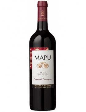 Mapu Cabernet Sauvignon Reserve - Rouge - 2018 - Vin Central Valley