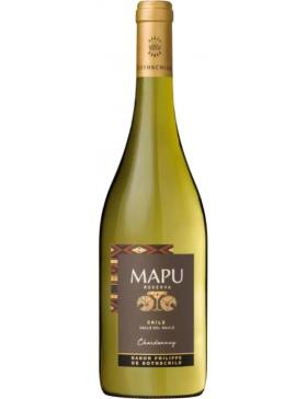 Mapu Reserva Chardonnay - Blanc - 2019 - Spiritueux Central Valley