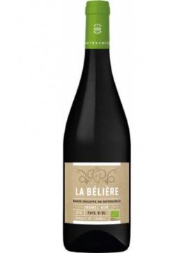 La Bélière Bio - Rouge - 2019 - Vin Pays d'Oc IGP