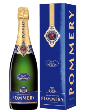 Pommery Brut Royal Etui