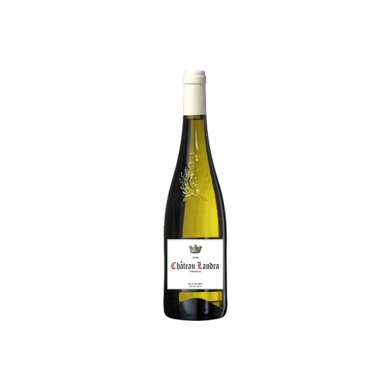 Vin ch teau landra c tes du ventoux blanc au meilleur prix for Prix du gravillon blanc
