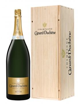 Canard-Duchêne Cuvée Léonie Jéroboam - Champagne AOC Canard-Duchêne