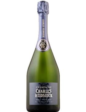 Charles Heidsieck Brut Réserve 37,5cl - Champagne AOC Charles Heidsieck